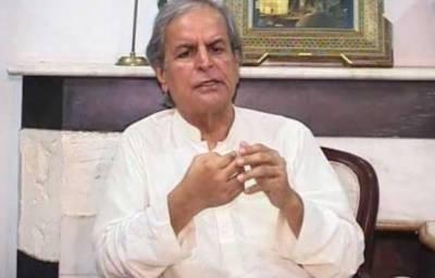 نیب نیب نہیں عیب ہے،نیب نے مشرف دور کے کسی شخص کے خلاف کارروائی نہیں کی:جاویدہاشمی