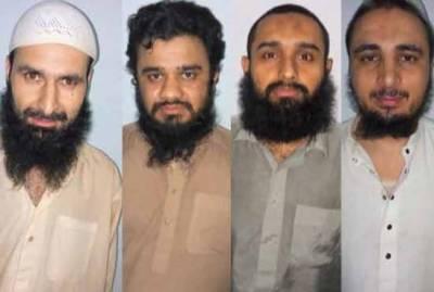 کراچی:سی ٹی ڈی کی کارروائی،4 دہشتگرد گرفتار