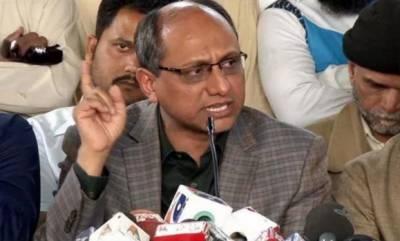 کراچی کے عوام اب متحدہ کے جھانسے میں نہیں آئیں گے: سعید غنی