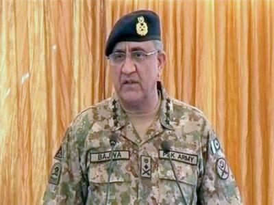 آرمی چیف کی کراچی کے حالات میں بہتری لانے کی ہدایت