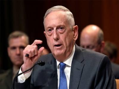 ایران کو ایٹمی ہتھیار حاصل کرنے نہیں دینگے، امریکی سیکریٹری دفاع