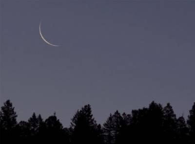 سعودی عرب اور خلیجی ممالک سمیت دنیا کے متعدد ممالک میں رمضان المبارک کا چاند نظر نہیں آیا ، پہلا روزہ جمعرات کو ہوگا