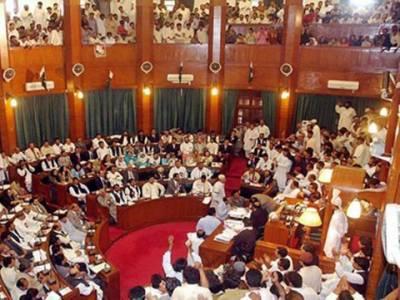 سندھ اسمبلی کا اجلاس جمعرات کو بھی تقریبا دو گھنٹے کی تاخیر سے شروع ہوا
