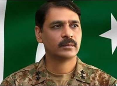 شہداءکی بدولت پاکستان میں امن ہے:ڈی جی آئی ایس پی آر