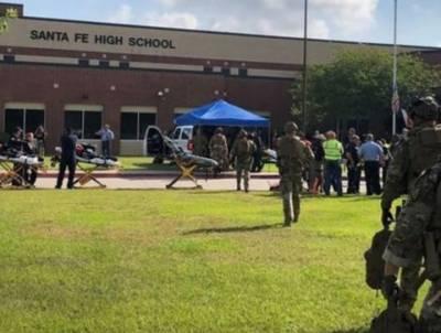 امریکی شہر ٹیکساس کے سکول میں فائرنگ، کم از کم سات ہلاک, حملہ آور گرفتار