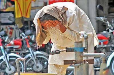 کراچی : ریکارڈ توڑ گرمی، پارہ 44 تک پہنچنے کا امکان,شدید گرمی کی لہر جمعرات تک جاری شہریوں کو مزید3روز تک موسم کی سختی برداشت کرنا ہوگی: محکمہ موسمیات