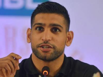 پاکستانی نوجوانوں میں صلاحیتیوں کی کمی نہیں , باکسنگ کے حوالے سے ٹیلنٹ موجود ہے: باکسرمحمد عامر خاں