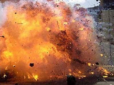 ڈیرہ مراد جمالی :دھماکہ خیز مواد پھٹنے سے 2اہلکاروں سمیت چار زخمی