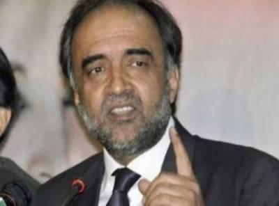 الیکشن کمیشن بتائے کونسی قوتیں انتخابات میں تاخیرچاہتی ہیں،عمران خان جن کوکرپٹ کہتے تھے ان کواپنے گرد اکٹھا کرلیا: قمرزمان کائرہ