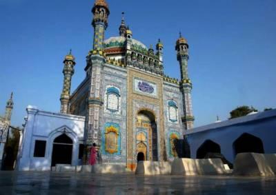صوفی شاعر سچل سرمست کے 197 ویں عرس کا آغاز