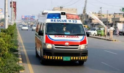 لاہور : نامعلوم افراد نے گھر میں گھس کر میاں بیوی کو گولیاں مار کر قتل کردیا
