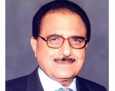 جسٹس (ر)دوست محمد خان خیبرپختونخوا کے نگران وزیراعلی منتخب
