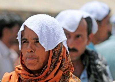 آئندہ 2سے3 روز تک پنجاب اور بالائی سندھ میں شدید گرمی کی پیشگوئی
