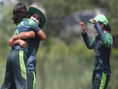 ویمنز ٹی ٹوئنٹی ایشیا کپ: پاکستان نے سری لنکا کو23 رنز سے ہرا دیا