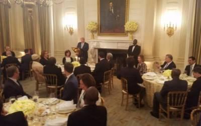 امریکی صدر کی جانب سے وائٹ ہاؤس میں پہلی مرتبہ مسلمانوں کے لئے افطار ڈنر کا اہتمام