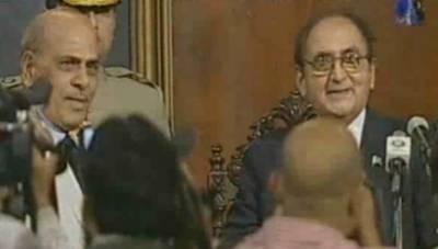 نگران وزیراعلیٰ پنجاب پروفیسر حسن عسکری رضوی نے اپنے عہدے کا حلف اٹھا لیا
