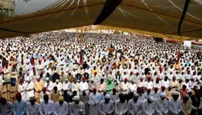 رمضان المبارک کا آخری جمعہ انتہا ئی عقیدت واحترام سےمنایا جا رہا ہے