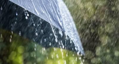 ملک کے مختلف شہروں میں بارش، موسم خوشگوار ہو گیا