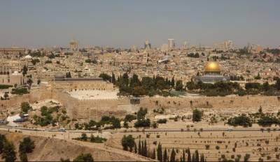 اسرائیل نے مسجد الاقصیٰ کے قریب تاریخی قبرستان کا ایک حصہ منہدم کردیا