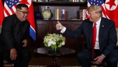 امریکا اور شمالی کوریا میں معاہدے پر دستخط