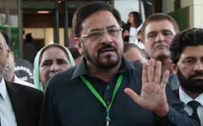 شیخ رشید نے عدالت میں تسلیم کیا کہ انہوں نے غلطی کی ,پاکستان میں انصاف کا حصول کتنا مشکل ہے:درخواست گزارشکیل اعوان