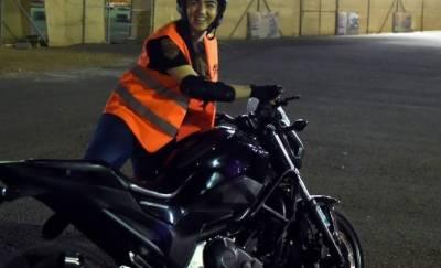سعودی عرب میں خواتین اب گاڑیوں کے بعد موٹر سائیکل بھی چلائیں گی