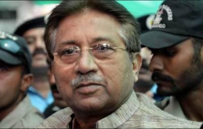 سپریم کورٹ کی پرویز مشرف کوکل دوپہر 2 بجے تک ملک واپس آنے کی مہلت