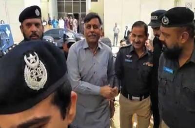 میرے خلاف نقیب اللہ قتل کیس میں بھی شواہد موجود نہیں,کارروائی پیشہ ورانہ رقابت کی وجہ سے کرائی گئی:راؤانوار