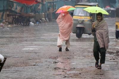 ملک میں پری مون سون بارشوں کا آغاز 16 جون سے ہوگا:محکمہ موسمیات