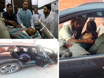 سرینگر: رائز نگ کشمیر کے ایڈیٹر شجاعت بخاری پر قاتلانہ حملہ،شدید زخمی، ہسپتال منتقل