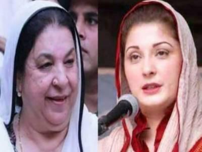 تحریک انصاف نے لاہورسے مریم نوازکے کاغزات نامزدگی چیلنج کردئیے