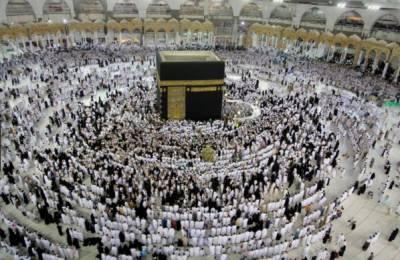 مسجد الحرام اورمسجد نبوی میں نمازِعید کی ادائیگی'15لاکھ سے زائد افراد شریک ہوئے