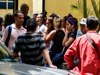 وینزویلا کے نائٹ کلب میں ہنگامہ، 17 افراد ہلاک