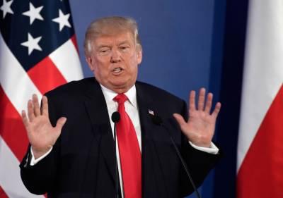 امریکی صدر نے خلائی فورس تشکیل دینے کا حکم دےدیا