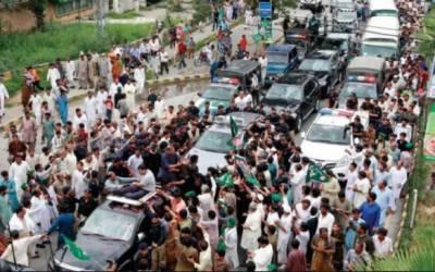 عید گزرنے کے بعد سیاسی جماعتوں نے انتخابی مہم شروع کر دی