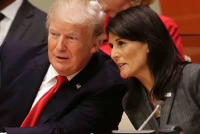 ٹرمپ انتظامیہ نے اقوام متحدہ کی انسانی حقوق کی تنظیم سے علیحدگی کا اعلان کردیا