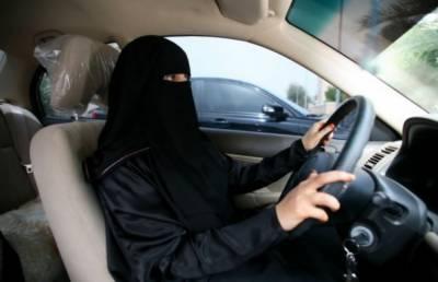 سعودی خواتین 24 جون سے ڈرائیونگ سیٹ سنبھالیں گی