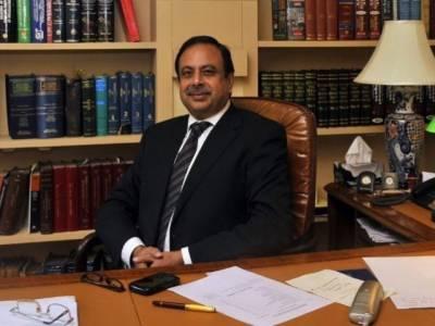 اٹارنی جنرل آف پاکستان اشتر اوصاف مستعفی
