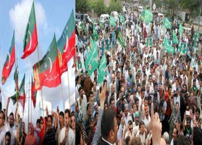 مختلف سیاسی جماعتوں کی جانب سے انتخابی مہم کا آغاز کر دیا