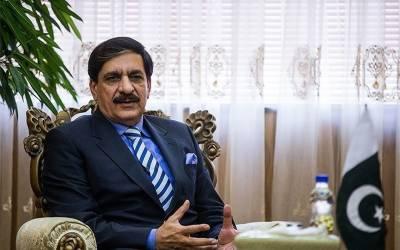 اسلام آباد: مشیر قومی سلامتی لیفٹیننٹ جنرل ریٹائرڈ ناصر خان جنجوعہ نے عہدے سے استعفیٰ دے دیا