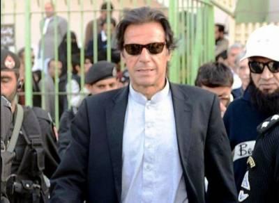 این اے 53:عمران خان کے کاغذات نامزدگی منظور