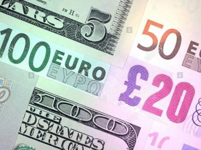مقامی اوپن کرنسی مارکیٹ میں جمعرات کو روپے کے مقابلے ڈالر ،یورو اور برطانوی پونڈ  کی قدر میں کمی کا رجحان