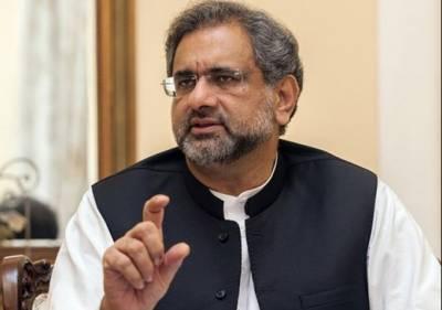الیکشن کو متنازع نہیں ہونا چاہئے, 25جولائی کو عوامی عدالت فیصلہ سنائے گی:شاہد خاقان عباسی