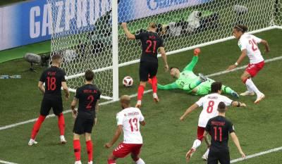 فٹبال ورلڈ کپ :دلچسپ اور سنسنی خیزمقابلے :سپین اور ڈنمارک کی ٹیمیں ورلڈ کپ سے باہر،کروشیا اور روس کی کامیابی