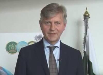 ہم پاکستان میں اپنے پرجوش استقبال اور پاکستان کی اقوام متحدہ کے امن مشن میں غیر معموکی شراکت داری پر پہت مشکور ہیں: اقوام متحدہ امن مشنز انڈر سیکریٹری جنرل