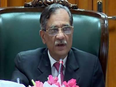 اسلام آباد: چیف جسٹس نے ملک میں بڑھتی آبادی پر کنٹرول کرنے کے لیے فریقین کو خاکہ بناکر عدالت میں پیش کرنے کی ہدایت کردی