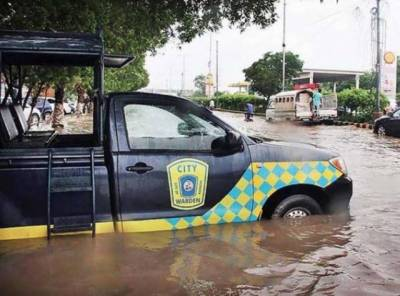 لاہور میں طوفانی بارش کے باعث مختلف واقعات میں کرنٹ لگنے سے چھ افراد جاں بحق