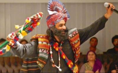 ممتاز سندھی لوک گلوکار الن فقیر کی آج برسی منائی جا رہی ہے