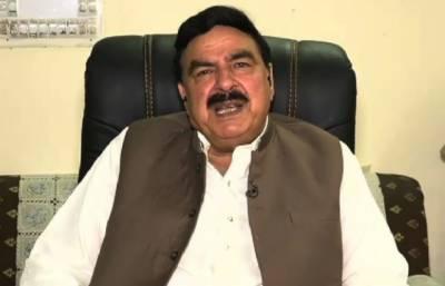 پاکستان ایک بڑا ملک ہے،لوگ آتے ہیں چلے جاتے ہیں، پاکستان ہمیشہ قائم رہے گا: شیخ رشید