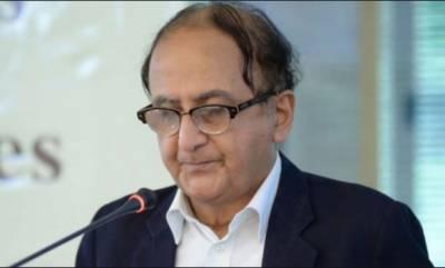 نگران وزیراعلیٰ پنجاب ڈاکٹر حسن عسکری سے چیئرمین پیمرا سلیم بیگ کی ملاقات
